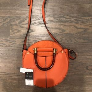 Orange Topshop Crossbody